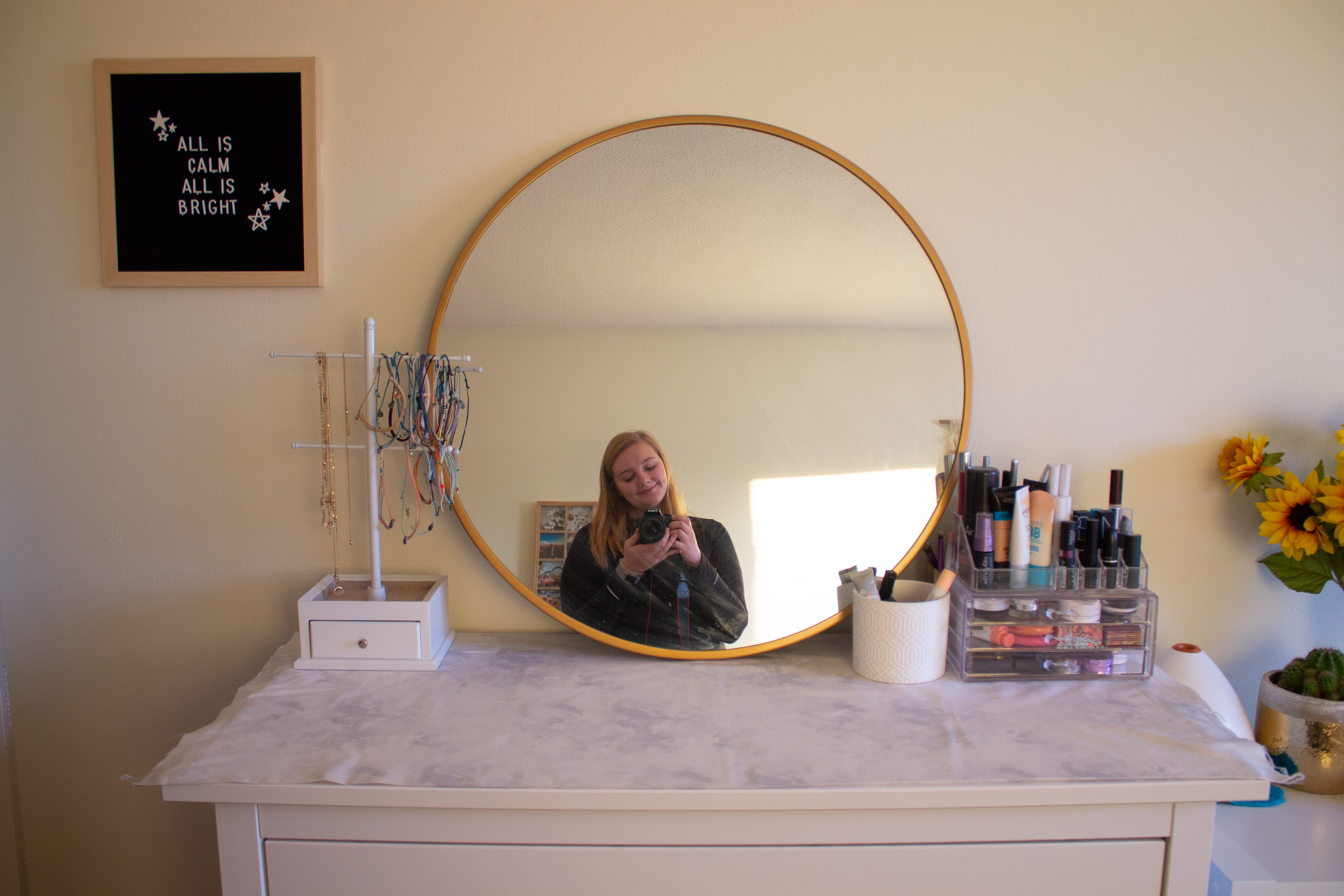 College Apartment Bedroom Tour | My Junior Year Room