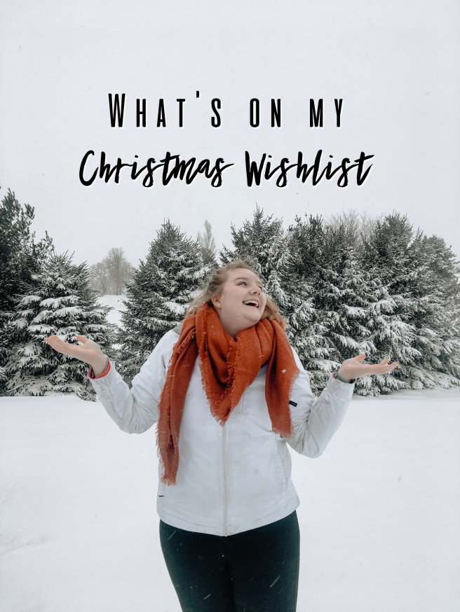 What's on My Christmas Wishlist 2018