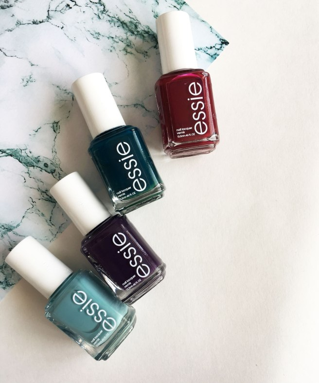 Essie Winter Nail Polish