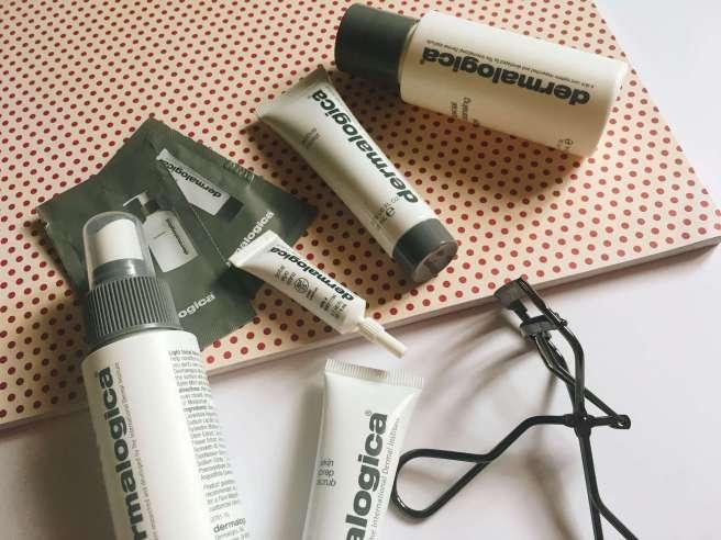 Ulta Dermologica Set & Shiseido Eyelash Curler