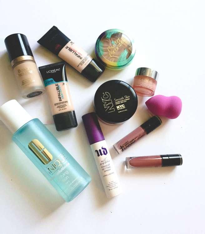 Collective Makeup Haul