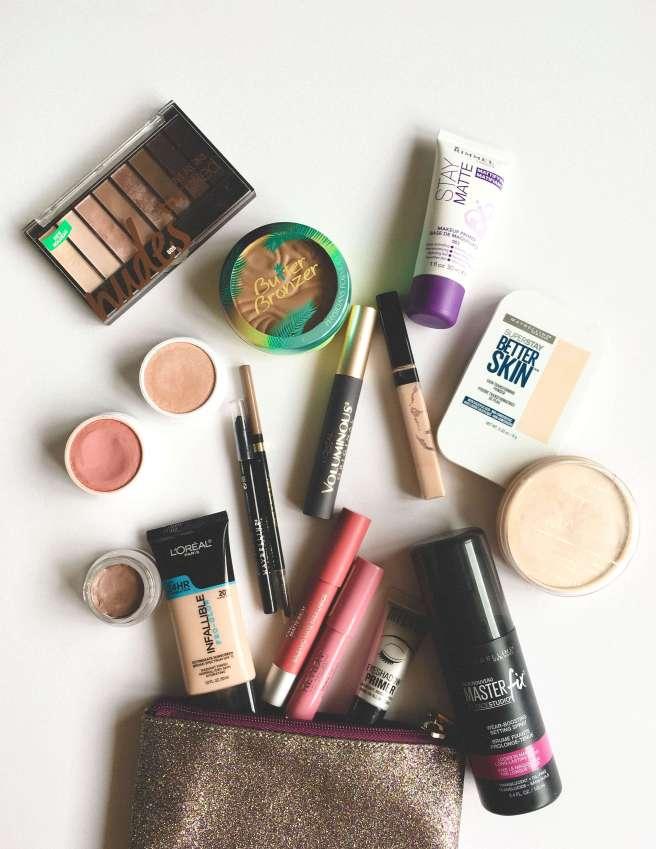 Complete Drugstore Makeup Starter Kit
