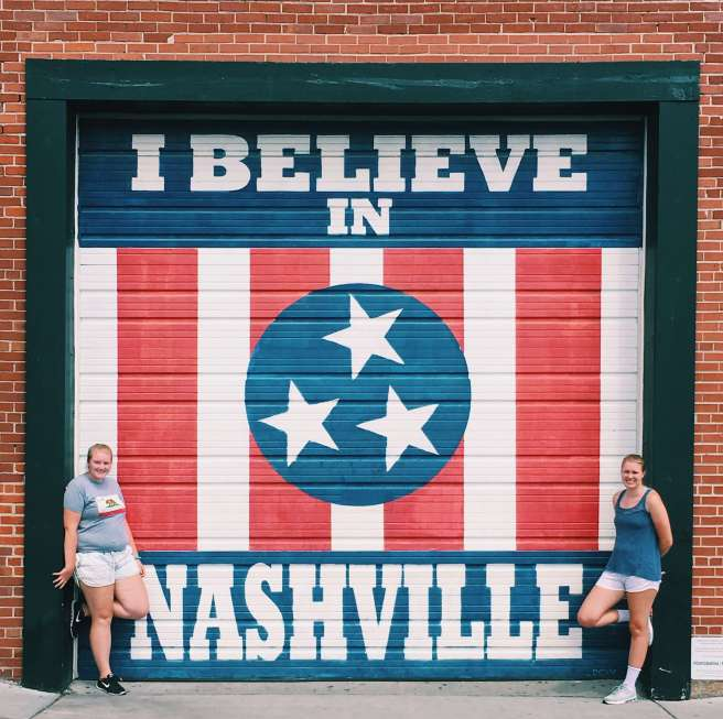 Nashville Travel Diary