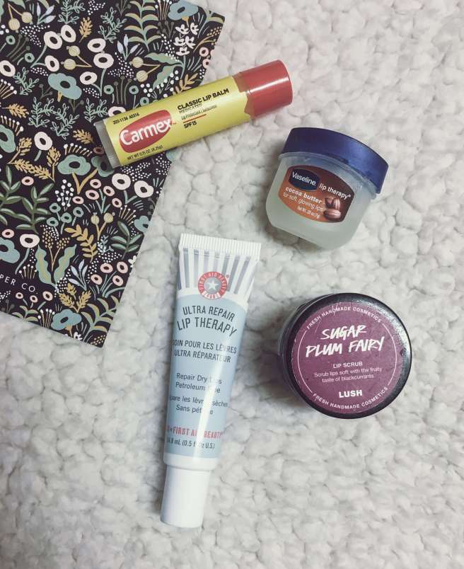 Lip Care Favorites