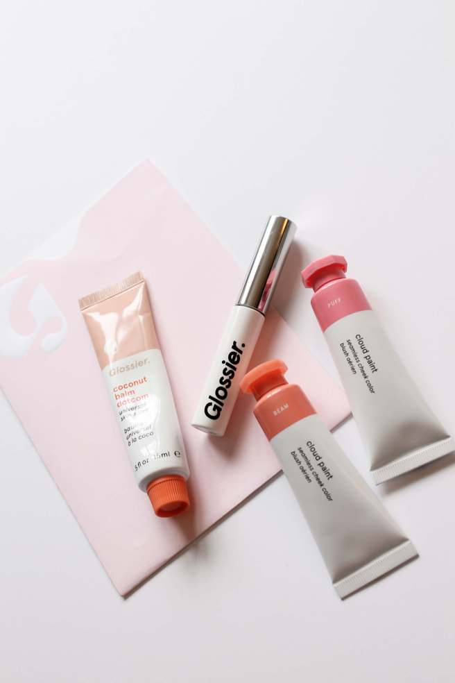 The I Finally Bought Glossier Haul