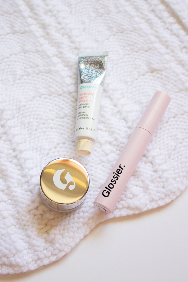 Here's Another Glossier Haul (whoops I'm obsessed)
