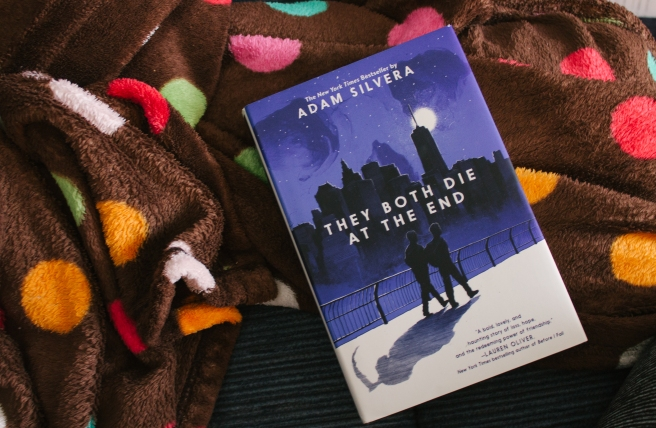 What I Read in 2018 + They Both Die at the End Book Giveaway