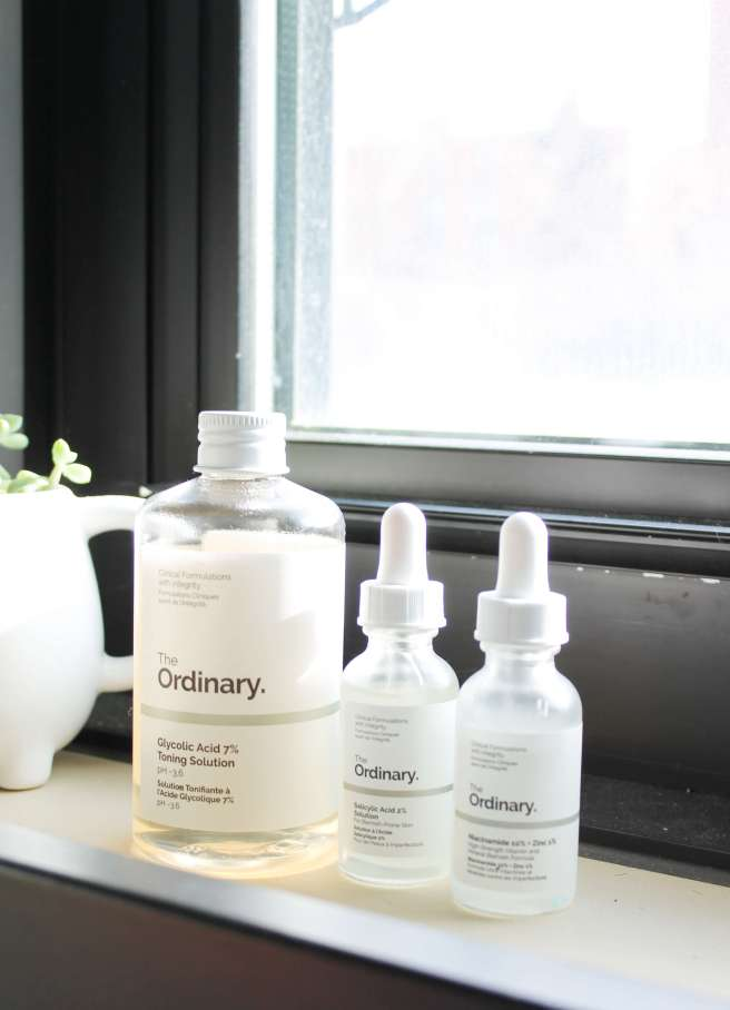 How I'm Getting On With The Ordinary Skincare