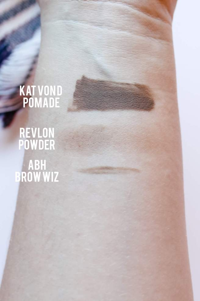 Currently Testing 02 | A Bunch of Brow Products