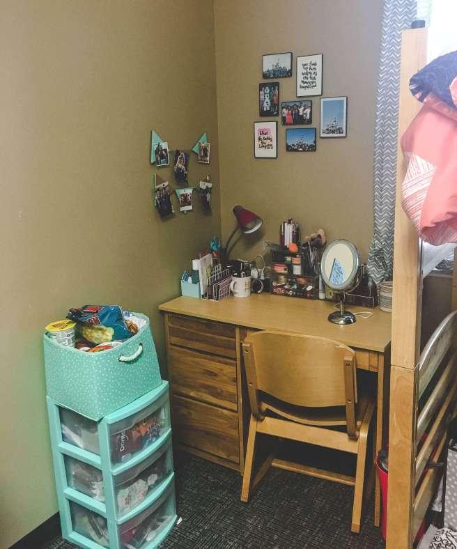SDSU Ben Reifel Hall Dorm Room Tour